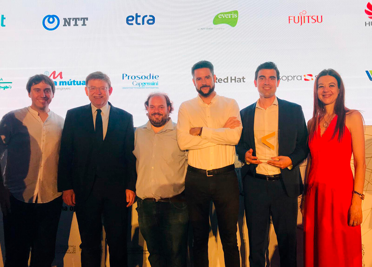Tyris Software Ganadores de los Premios de Telecomunicaciones 2019