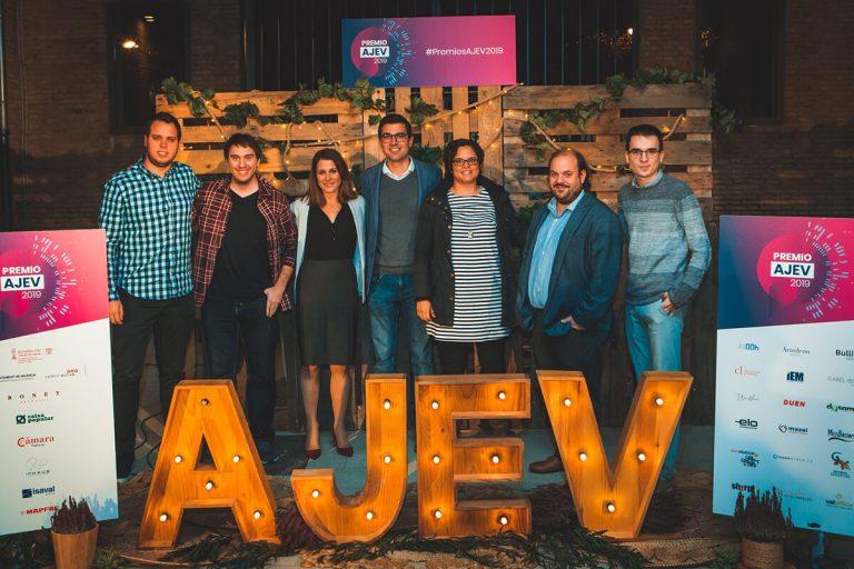 Tyris Software ganadores en los premios ajev 2019