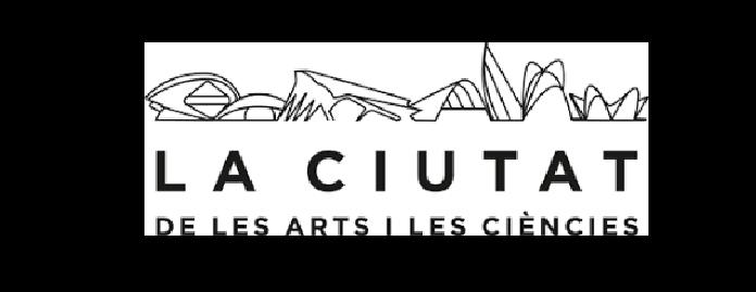 logo ciudad de las artes y las ciencias de valencia