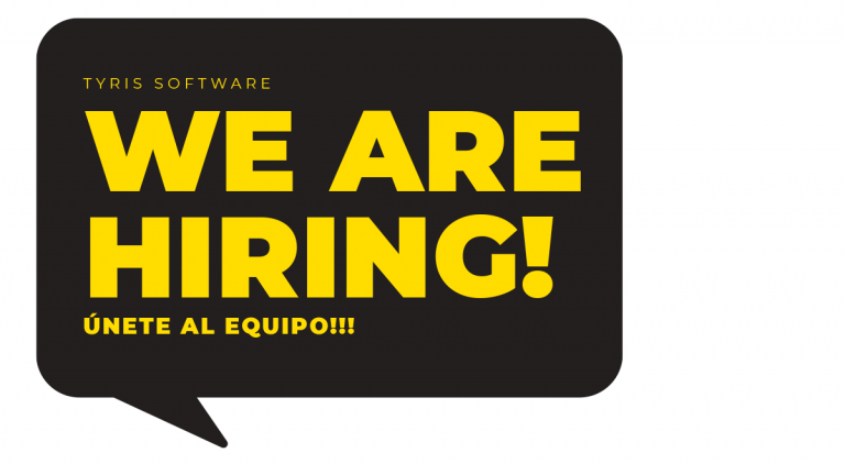 We are Hiring! 16/08/2021